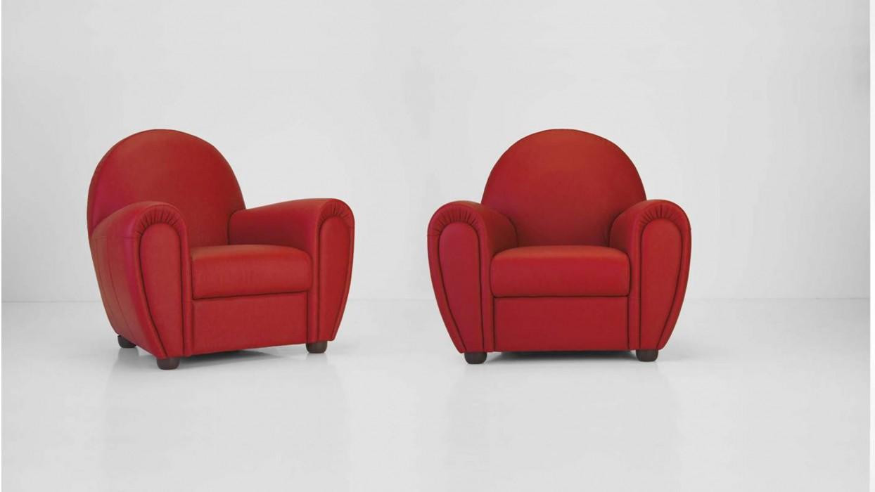 כורסא מעוצבת קאליה מדלנה דגם Club